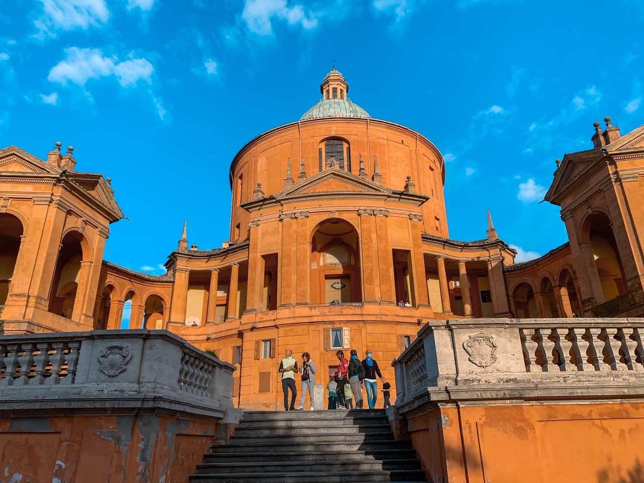 Santuario di San Luca facciata