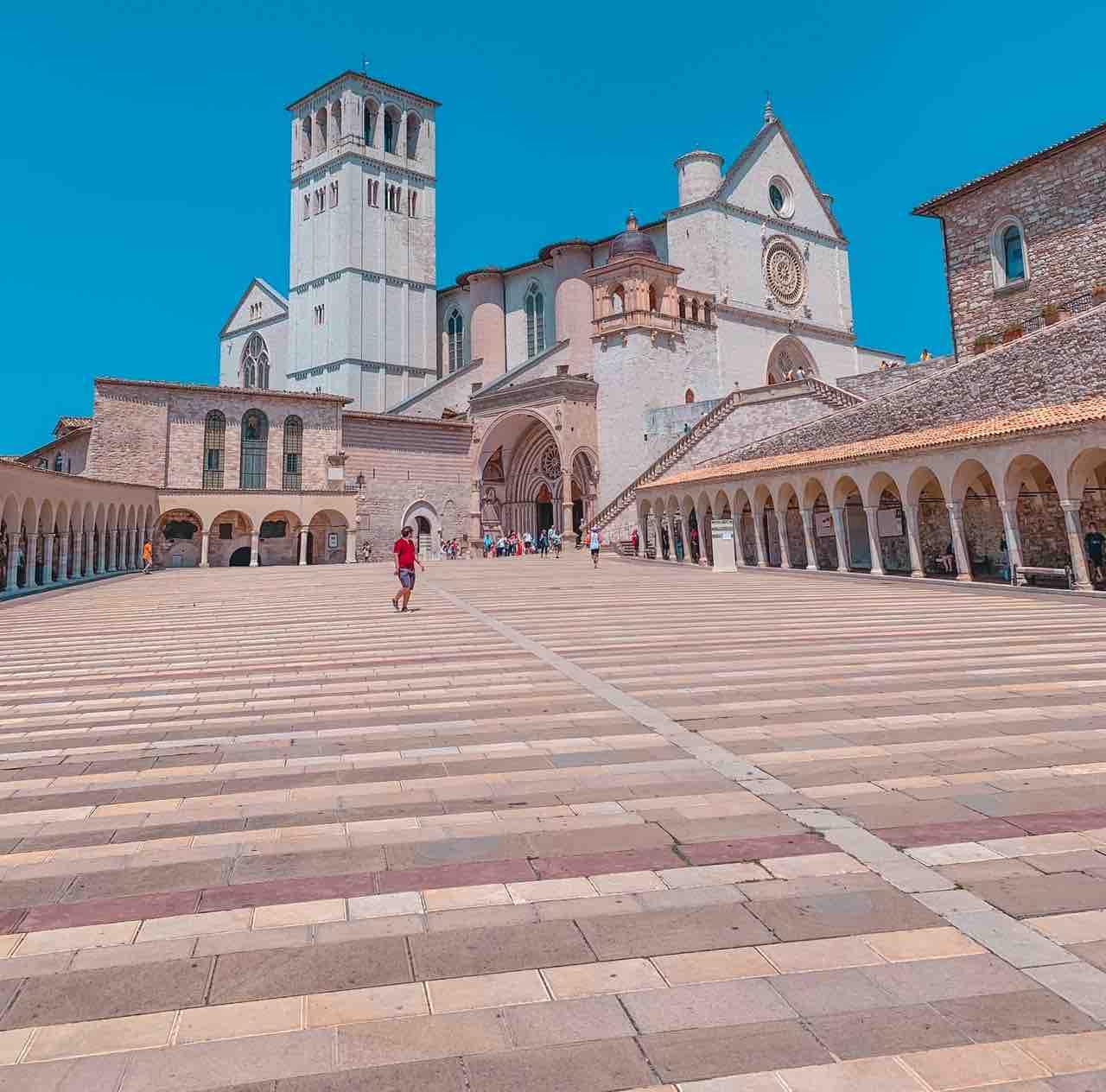 Cosa vedere Assisi in un giorno