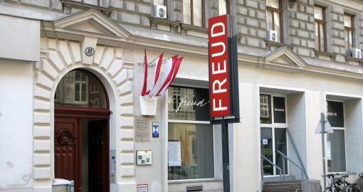 Casa di Freud a Vienna