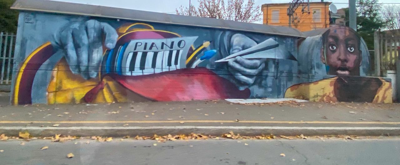 Murales di Reggio Emilia